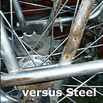tip of the month: steel vs stainless